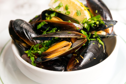 Moules-Mariniere
