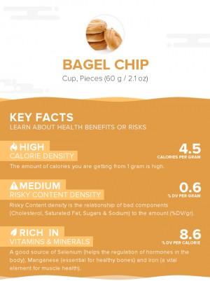 Bagel chip