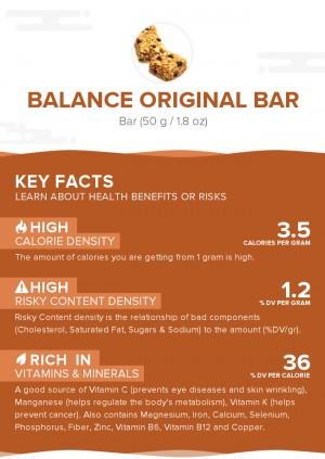 Balance Original Bar