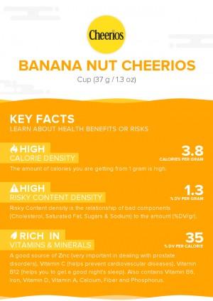 Banana Nut Cheerios