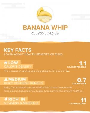 Banana whip