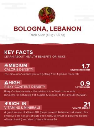 Bologna, Lebanon