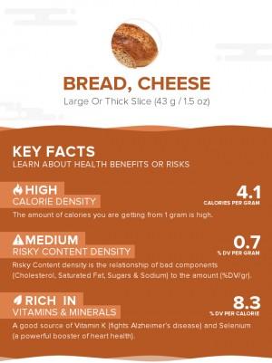 Bread, cheese