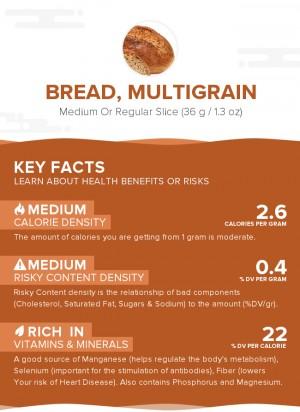 Bread, multigrain