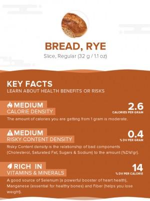 Bread, rye