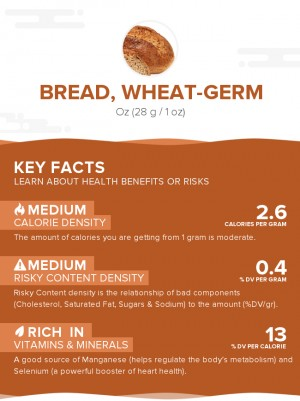 Bread, Wheat-Germ