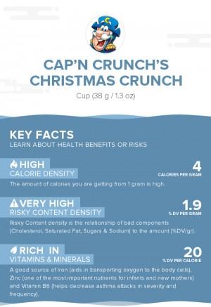 Cap'n Crunch's Christmas Crunch