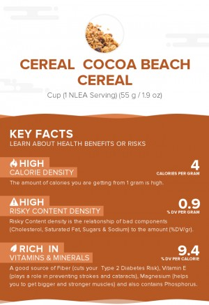 Cereal  COCOA BEACH cereal