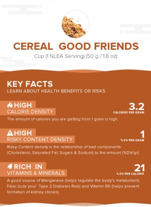 Cereal  GOOD FRIENDS