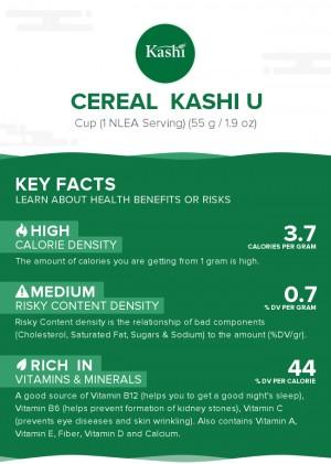 Cereal  KASHI U