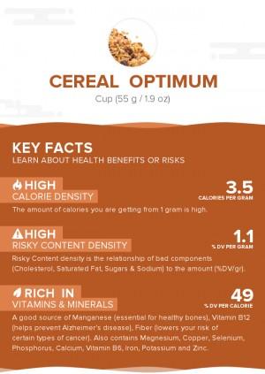 Cereal  OPTIMUM