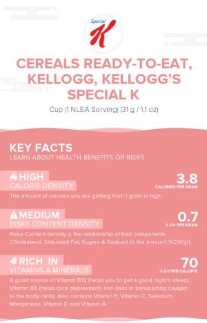 Cereals ready-to-eat, KELLOGG, KELLOGG'S SPECIAL K