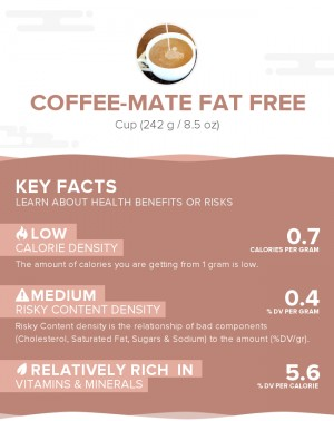 Coffee-mate Fat Free