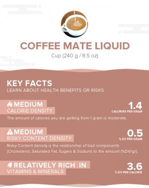 Coffee Mate Liquid