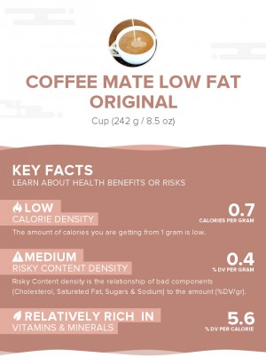 Coffee Mate Low Fat Original