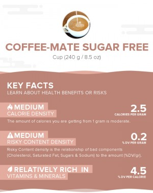 Coffee-mate Sugar Free