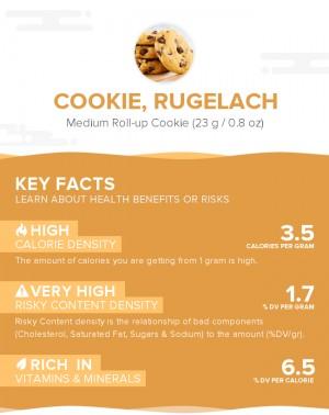 Cookie, rugelach