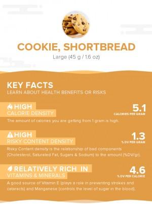 Cookie, shortbread