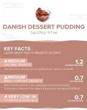 Danish dessert pudding