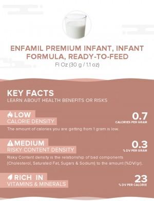 Enfamil PREMIUM Infant, infant formula, ready-to-feed
