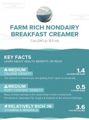 Farm Rich Nondairy Breakfast Creamer
