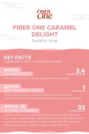 Fiber One Caramel Delight