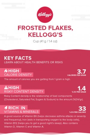 Frosted Flakes, Kellogg's