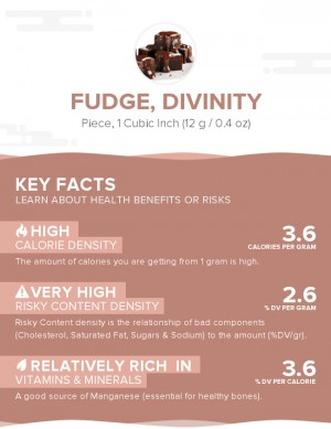 Fudge, divinity