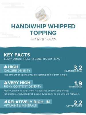 Handiwhip Whipped Topping