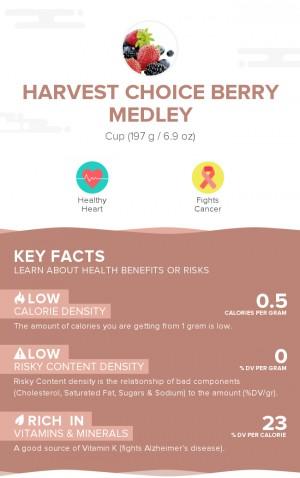 Harvest Choice Berry Medley