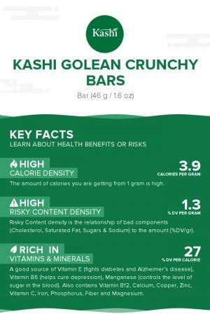 Kashi GOLEAN Crunchy Bars