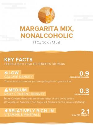 Margarita mix, nonalcoholic