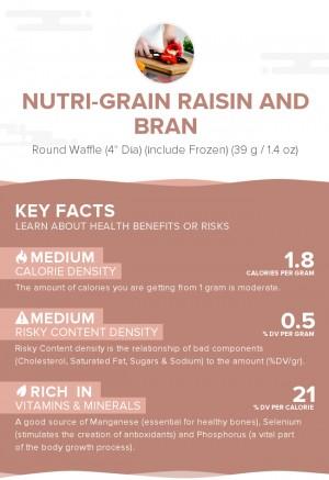 Nutri-Grain Raisin and Bran