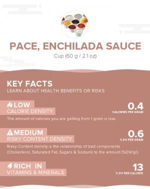 PACE, Enchilada Sauce