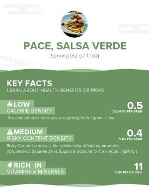 PACE, Salsa Verde