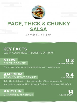 PACE, Thick & Chunky Salsa