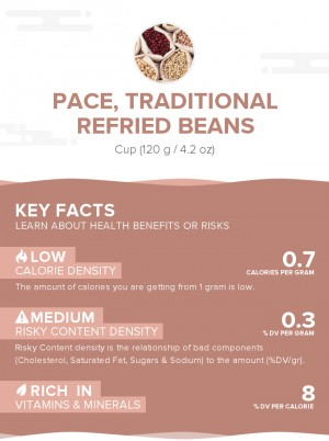 PACE, Traditional Refried Beans