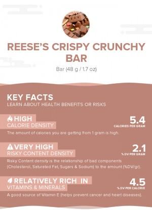 Reese's Crispy Crunchy Bar