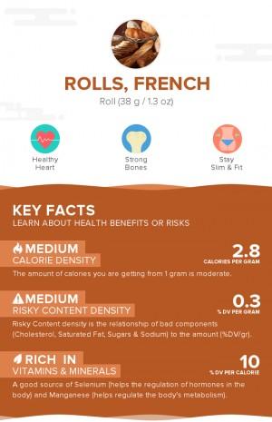 Rolls, french