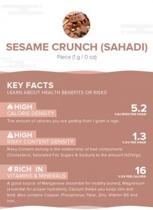 Sesame Crunch (Sahadi)