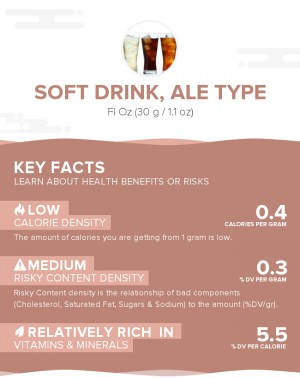 Soft drink, ale type