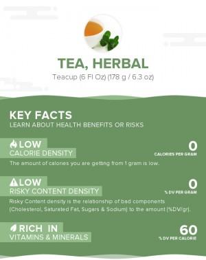 Tea, herbal