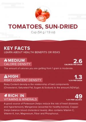 Tomatoes, sun-dried