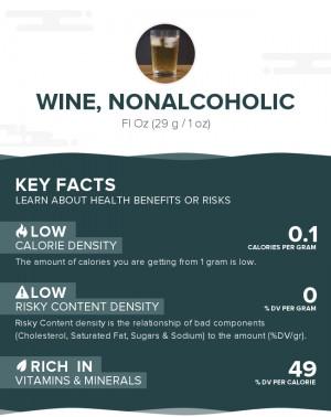 Wine, nonalcoholic