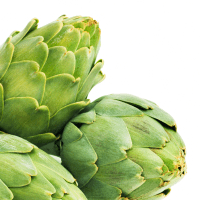 Artichokes, Boiled, Without Salt