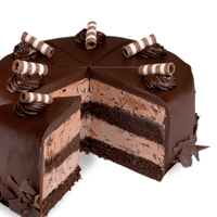 Cake, Boston Cream Pie