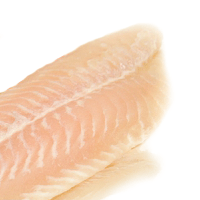 Cod, steamed or poached