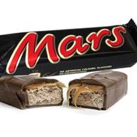 MARS Almond Bar (formerly MARS bar)