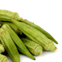 Okra, pickled