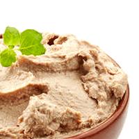 Pate De Foie Gras, Goose Liver, Canned